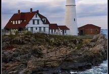 Lighthouses / by Jill Miller