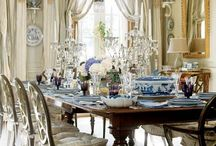 Dining Room / A place to gather and celebrate.
