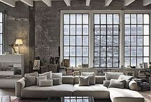 Living Spaces / by Liz Romano