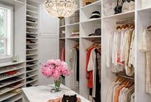 Closets / An assortment of ahhh-mazing closets. #closet #TSNY #TheTaylorTouch #interiordesign #intelligentstaging #realestate #NYC #homestyle #homedecor