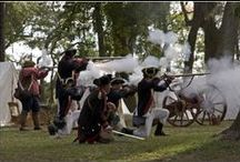 Revolutionary & Civil Wars / The Midway Museum and Fort Morris State Historic Site preserve Liberty County's history during the Colonial period, Revolutionary War & Civil War.