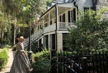 Museums in Liberty County / All throughout Liberty County, you will find many museums & historic sites that that range from Colonial history, to the Gullah-Geechee heritage, to the Civil Rights Movement and beyond.
