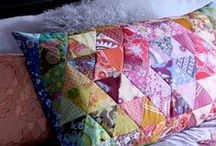 The Colorful Quilts / Color Quilts Home Decor