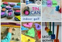 Kids craft ideas and things to do / Get the kids involved / by InspiredUK