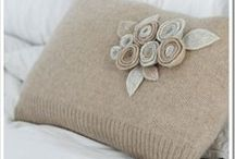 Craft ideas - Using fabric / by InspiredUK
