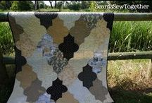 Quilty Pleasures / Quilts, Quilts and more quilts / by Mandy Foot - Seams Sew Together
