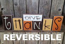 Holidays: Autumn/Thanksgiving