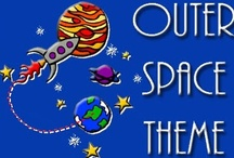 My Little Monsters: Spaaaace! / Outer Space for Kids, learning and Partys