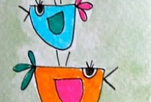 Art Lesson Ideas / by Jill McIntyre