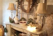 A Comfy Rustic Home! / Decorating ideas for a rustic home.