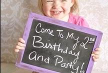 Birthday Ideas for Natalie / by Carol Alger