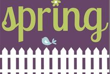 Holidays: Spring/Easter!