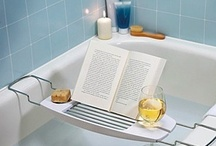 Bathroom ideas / Feeling relaxed! / by InspiredUK