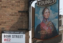 London - Where I've Been