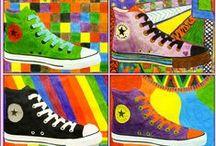 Art Ideas / by Patti Hutton
