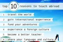 Teach English as a Foreign Language / by UK-TEFL Teaching English as a Foreign Language