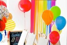 Kids Party Inspiration / Party Ideas & Inspiration