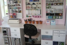 Craft/Sewing Rooms