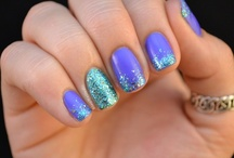 Nail colours and Nail art / All about nails! / by InspiredUK