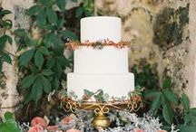 All About Cake! / Stunning Wedding Cake Inspiration
