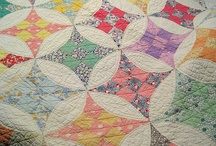 Quilts Vintage / by Mandy Foot - Seams Sew Together