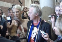Behind The Scenes at LFW with Philip Treacy