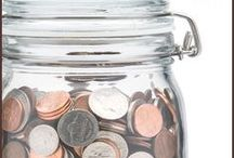 Saving Money / Money Saving Tips - Budgeting - Money Management - Frugal Living - Support for Low Income Families
