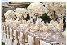 Tablescapes / Wedding & Event Table Decor