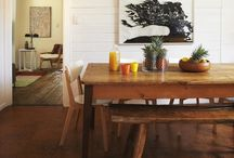 dining rooms / by Emily MacGibeny