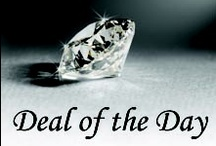 Deal of the Day  / Check out our Deal of the Day! We have a new deal everyday! Beautiful Items at great prices! Visit us at www.intergem.com  to buy the Daily Deal!
