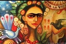 Frida Kahlo's World