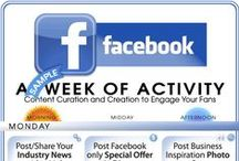 Facebook / Relevant information, tips, guidelines and infographics about Facebook.