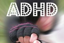 ADHD / by Holly Oshesky