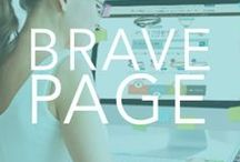 {Be Brave} with Brave Pages  / by Bravelets