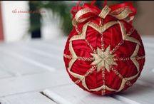 Christmas Ornaments / by Cynthia Galante
