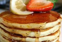 Recipes - Pancakes / by InspiredUK