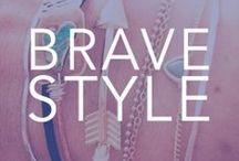 {Be Brave} Styled by You!  / Bravelets as worn and styled by you! / by Bravelets