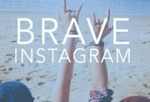 {Be INSTABrave} / Are you following us yet? Follow @bravelets and at http://instagram.com/bravelets online! / by Bravelets