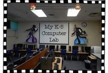 Elementary Technology / Lessons, management, and decor for K-5 classroom