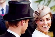 Kate- William- and Baby George / by Cate Tuten