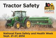 National Farm Safety Week / The total number of fatalities in the U.S. agriculture, forestry and fishing sector continue to decline, but the fatality rate remains the highest of any industry sector, according to preliminary data from the Census of Fatal Occupational Injuries, released by the U.S. Bureau of Labor Statistics.