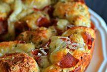 Pizza Friday / by Carol Alger