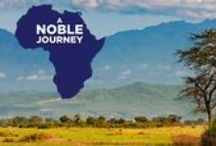 A Noble Journey / The journey of a lifetime awaits those who join the Noble Foundation in serving Watoto Child Care Ministries in Uganda. The Noble-Watoto Fellow program, a collaborative initiative of Watoto, the Noble Foundation and Oklahoma State University, provides international agriculture graduate students with a hands-on service learning experience touching all aspects of Watoto's efforts to grow food for 3,000-plus orphans.
