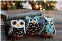 christmas / decorations/diy
