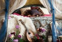 God & Goddess Bedroom <3
