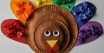 Thanksgiving / Thanksgiving themed kids activities, recipes, crafts, ideas and decor. Thanksgiving is filled with many wonderful traditions, my favorite desserts, delicious dishes and it is a great time to create a beautiful tablescape not only for the adults and family but for the kids too!
