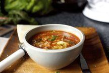 Soups & Stews / by Stephanie