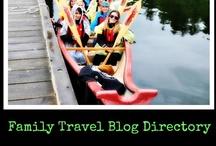 Family Travel Blogs / by Sandra Foyt   Getaway Mavens