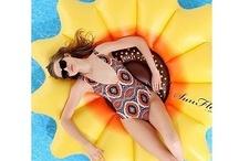 Dive In / Live in the sunshine, swim the sea, drink the wild air.  ~Ralph Waldo Emerson