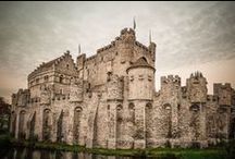 Castles / by Sandra Foyt   Getaway Mavens